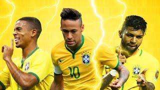 Brazil 2016 ● Magic Trio ● Gabriel Jesus ● Neymar ● Gabigol