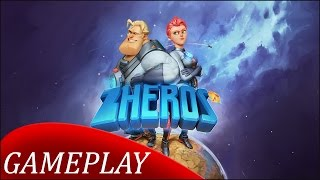 ZHEROS - Level 1-5, Sektor Zero - Process Plant (Mike) (Xbox One)