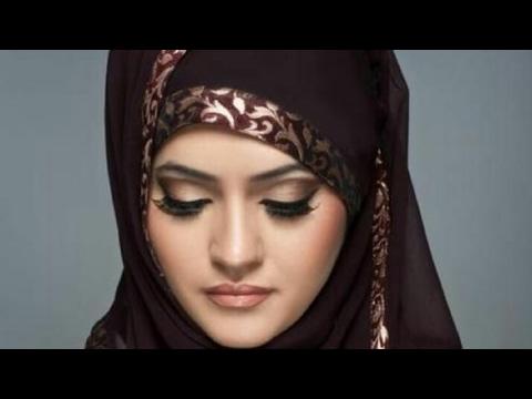 cute arabic girl singing hindi song