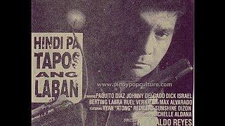 FPJ  Hindi Pa Tapos ang Laban (High Quality)FPJ humalik sa lupa