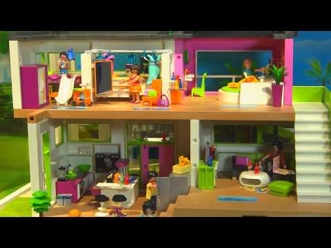 Beautiful Maison Moderne Playmobil Klerelo Gallery - Design Trends ...