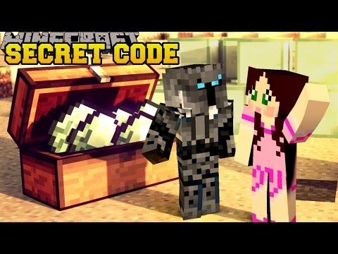 watch Minecraft: THE SECRET CODE - CRACK THE SAFE - Custom Map [2]
