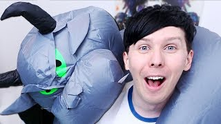 5 Things I Regret Buying - INFLATABLE HALLOWEEN COSTUME!