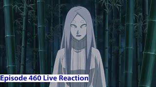 Naruto Shippuden Anime Episode 460 Live Reaction - Kaguya's Past & Haki?!?!