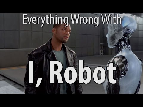 Xxx Mp4 Everything Wrong With I Robot In 14 Minutes Or Less 3gp Sex