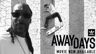 Snoop Dogg the Skate Coach - Dennis Busenitz's part from Adidas Away Days [HD]