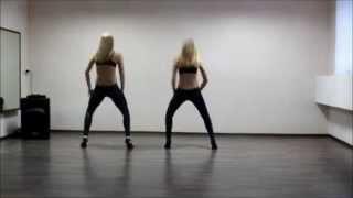 High Heels by Katya Go / The Black Eyed Peas -- Shut Up /