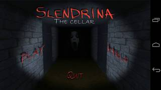 Slendrina~Game Play~Me cago del miedo ToT