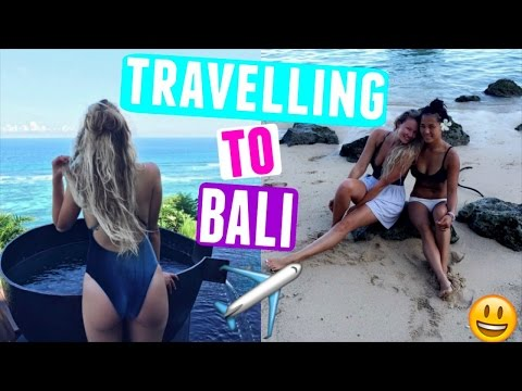TRAVELLING TO BALI