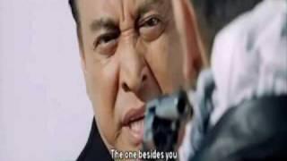 Danny Denzongpa speaking Pashto in Bollywood Hindi Movie