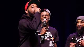 The Nashville Comedy Festival Finale w Karlous Miller DC Young Fly and Chico Bean