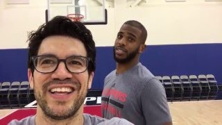 Chris Paul Playing Tai Lopez H.O.R.S.E: What You Can Learn