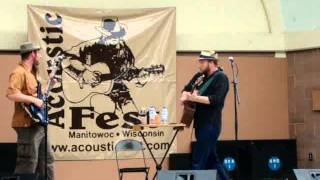 Eric Nassau & Andyman Hopkins - I've Lost My Pajama's - 7/16/11