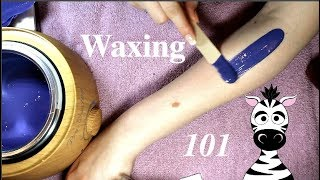 How To Wax Your Arm | Is Your Salon Waxing Safely? | Lifestance Wax Warmer