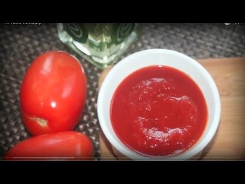 টমেটো কেচাপ    Bangladeshi Tomato Sauce Recipe    Bangla Tomato Ketchup    টমেটো সস