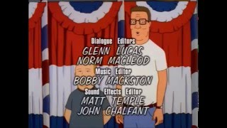 Register to Vote(King of the Hill)