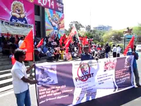Xxx Mp4 Naam Tamilar Bangalore Protest 9th March 2014 Part1 3gp Sex