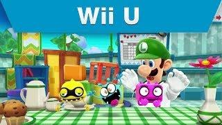 Wii U - Dr. Luigi Trailer
