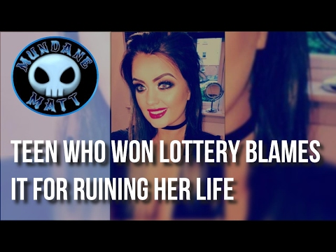 Xxx Mp4 News Teen Who Won Lottery Blames It For Ruining Her Life 3gp Sex
