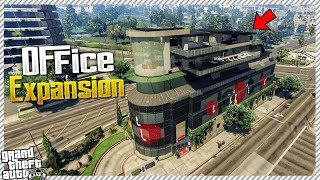 Expensive Lifeinvader Office Expansion in GTA 5 (Real Life Mod)