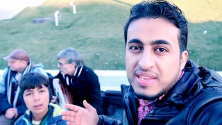 شاهد ماذا يفعل السوريين في شوارع تركيا !