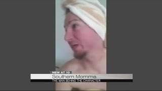 Southern Momma: The Alabama man behind the persona