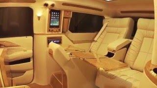 Cadillac Escalade Luxury Concept One Curve V/2 Lexani Motorcars