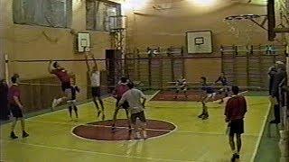 Волейбол. Конец XX века-2