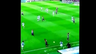 Diego Simeone throws a ball field to stop the counter-attack / Atletico Madrid-Malaga 1-0