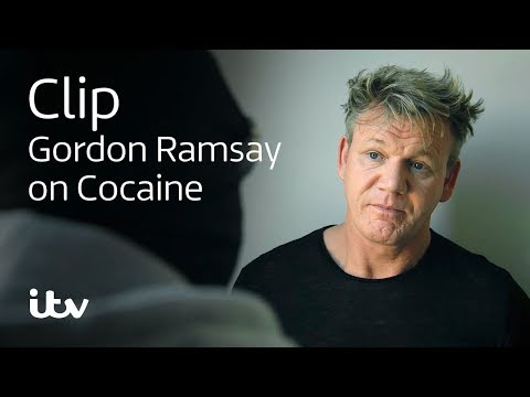 Gordon Ramsay On Cocaine   Covert Interview with Cocaine Dealer   ITV