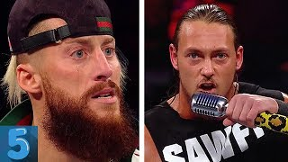 5 WWE Wrestlers Who Betrayed Their Partner