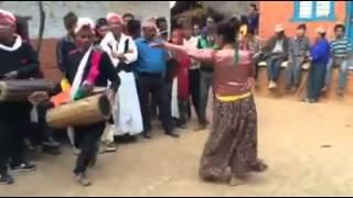ANIL sarang besi dance pyuthan