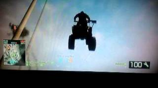Saut Quad mine antichar Battlefield Bad Company 2