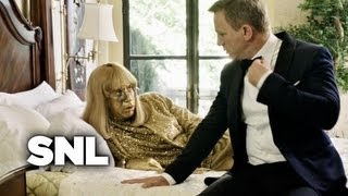 Bond Girls - SNL