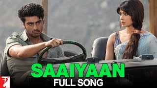 Saaiyaan - Full Song | Gunday | Arjun Kapoor | Priyanka Chopra