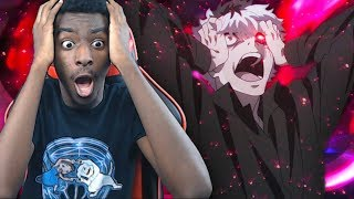 KANEKI TAKES OVER! Tokyo Ghoul Re LIVE REACTION! Episode 2