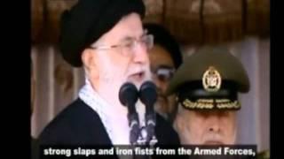 Iran: Supreme Leader Khamenei ایران: آیات الله خامنه ای - ۱۹ آبان ۱۳۹۰