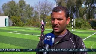 برنامج في الملعب | نادي غزة النسوي لرياضة البيسبول طموحات للمشاركة في المونديال