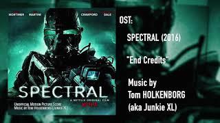 Spectral (2016) | Soundtrack - Score - OST