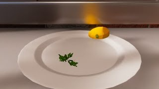 A Man Who Can't Cook Plays Cooking Simulator