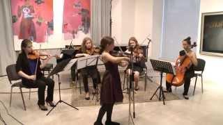 Dunja Kalamir(9), prvi solisticki koncert!!!