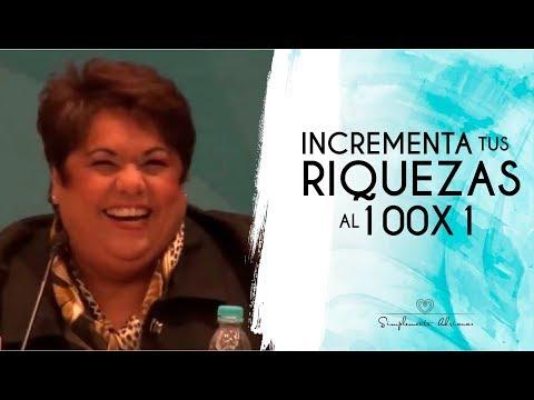Presentación del Libro Incrementa tus Riquezas al 100x1 Adriana Corona FIL 2014