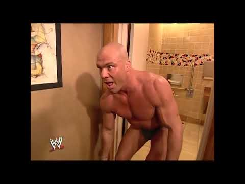 Xxx Mp4 Joy Giovanni Kurt Angle Big Show Segment SmackDown 01 06 2005 YouTube 720p 3gp Sex