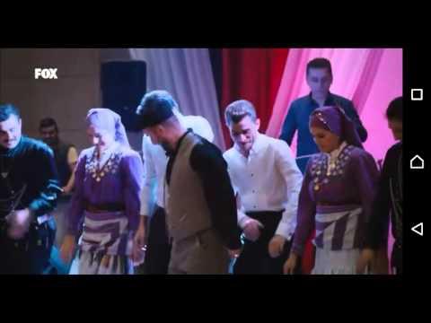İnadına aşk Toprak - Cınar Horon sahnesi