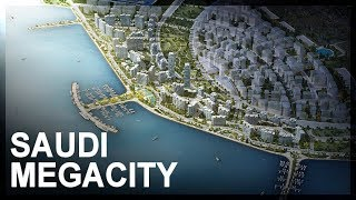 Geo economics of Saudi Arabia's NEOM project - Documentary