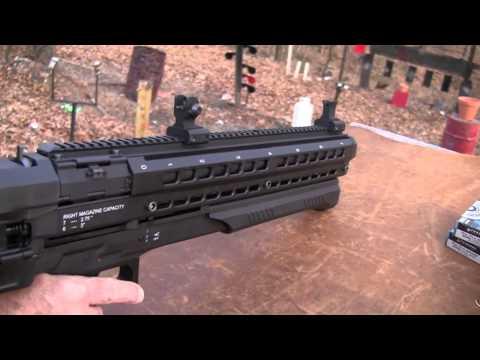UTS 15 Shotgun