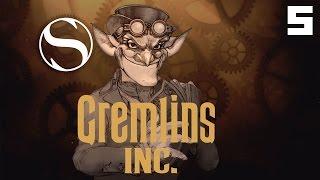 GREMLINS INC - Let's Play Gremlins Inc Boardgame Night Part 5