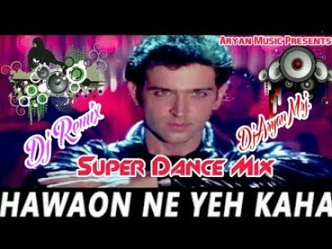 Hawaon Ne A Kaha Aayi Pyar Ki O Rut Badi Suhani Old is Gold Hindi Song Hard Faaru Mix By DjAryanMrj