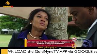 WATCH FIRST CLIPS OF OMOTOLA JALADE IN NEW MOVIE 'ALTER EGO'