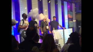 Cloud competition at vapitaly in Verona 2015